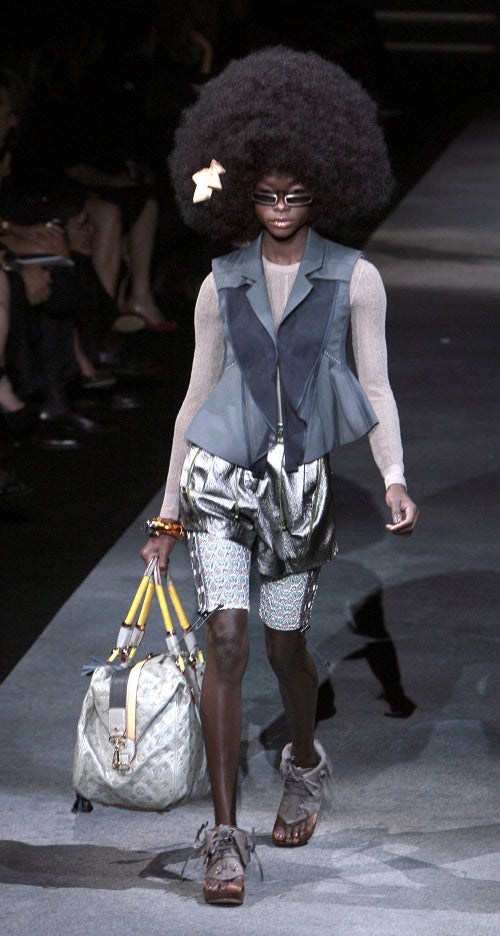Louis Vuitton Was...Quite The SideShow!