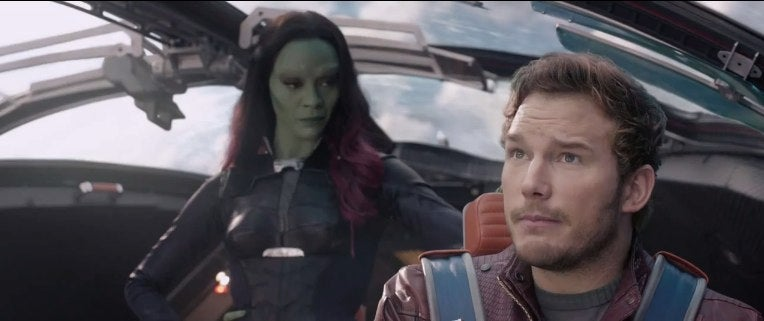 New Guardians of the Galaxy Trailer Is Sensational!