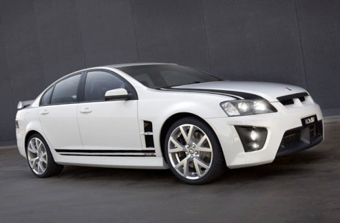 HSV 40th Anniversary GTS Unveiled in Sydney