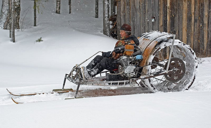 Snow Mad Max