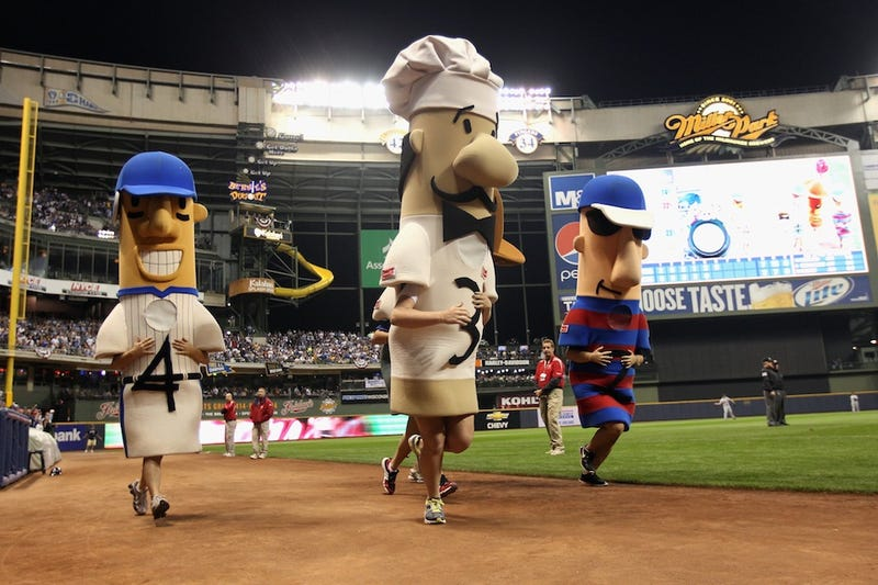 A Hero Emerges In The Milwaukee Racing Sausage-Napping [UPDATE]