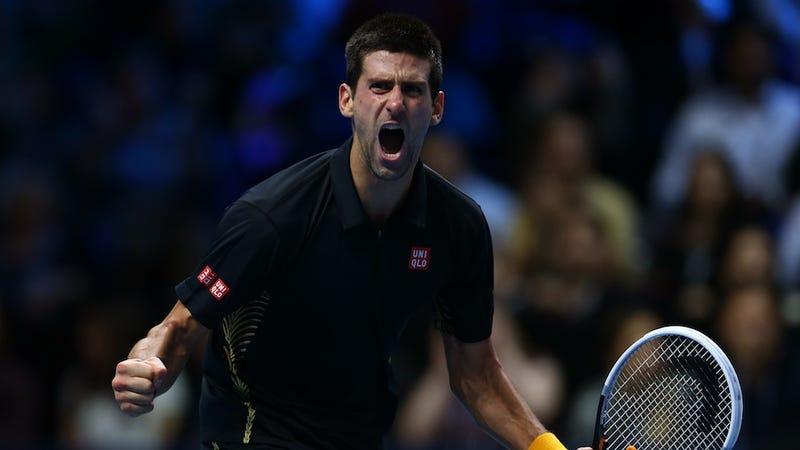 Relax, Everyone, Novak Djokovic Is Not Hoarding All The World's Donkey Cheese (Yet)