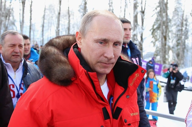 Vlagyimir Putyin kevesebbet keres, mint a környezetében bárki