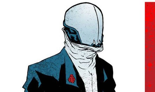 Is Cobra Commander Getting A Casual Makeover?
