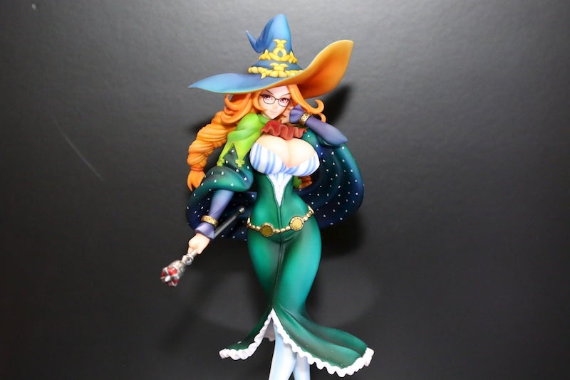 Treasure These Miniature Plastic Heroines