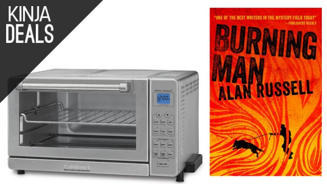 Dozens of $2 Kindle Books, a Better Toaster Oven, and More Deals