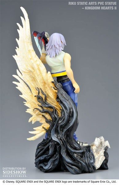 Stuff A Squeenix Fan's Stocking With This Kingdom Hearts Statue