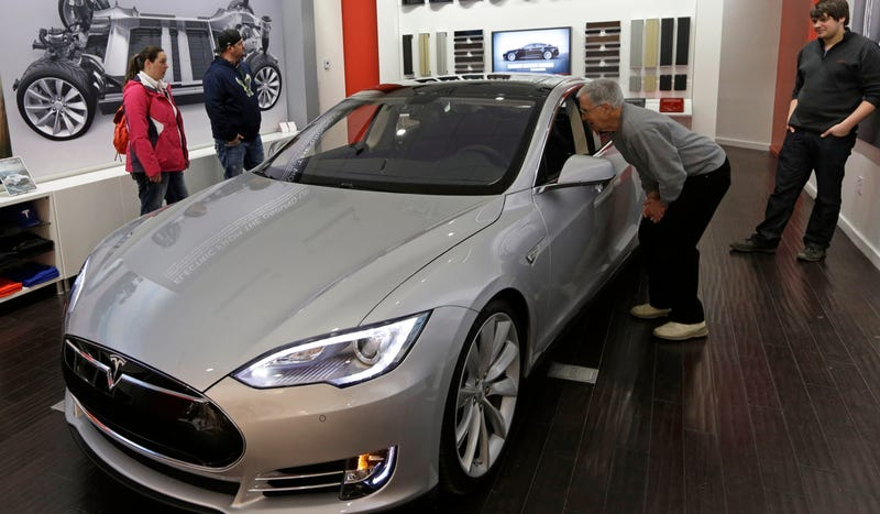 Tesla Sells More Model S EVs In Norway Than Ford Sells Everything