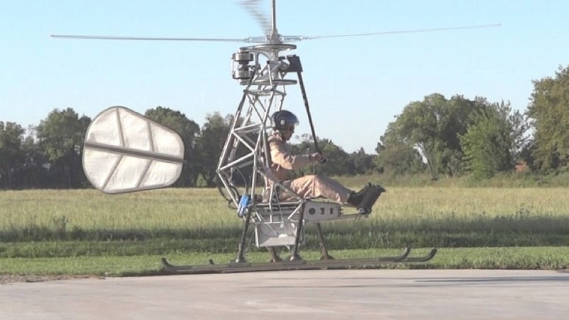 Say hello to the world's first full-scale electric helicopter