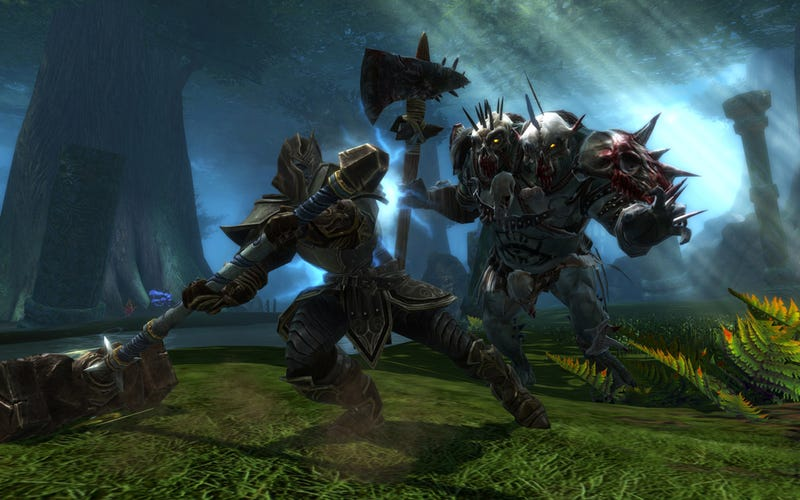 Kingdoms of Amalur: Reckoning Leveled Up Considerably During the Review Process
