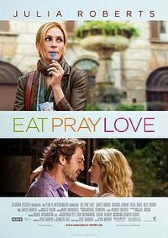 I Will Eat, Pray, And Love At Home, Thank You Very Much