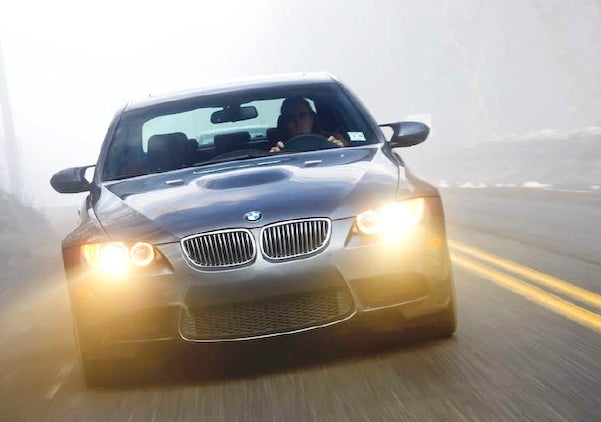 The 2008 BMW M3 Is So Good I Could Drive It With My Eyes Closed