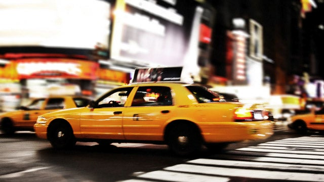 If Your Car Is Ever Stolen, Have Cab Companies Help You Find It
