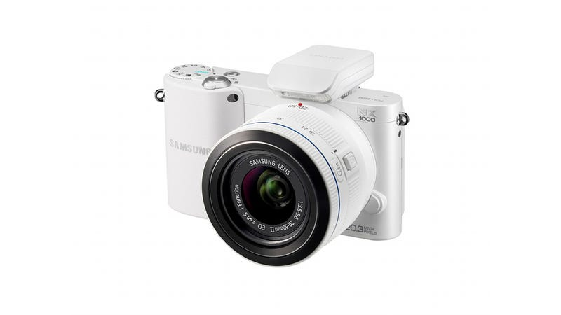 Samsung's Pro Compact Cameras Get Juiced With Wi-Fi
