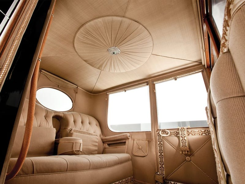 Guess the interior.
