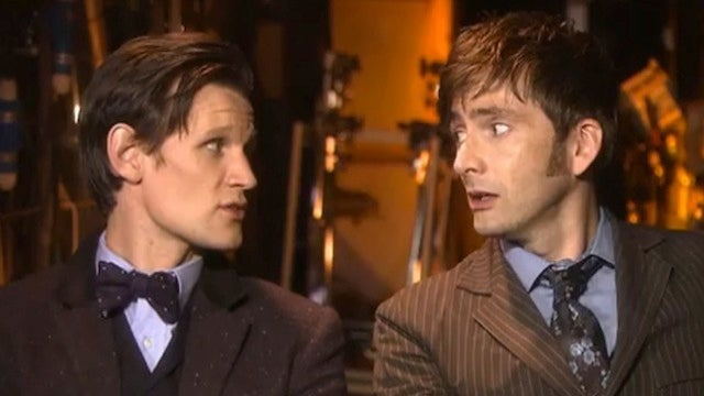 This Doctor Who 50th Anniversary teaser is fake but still awesome