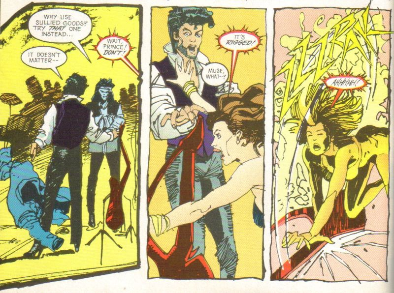That Time Prince Became an Actual Superhero