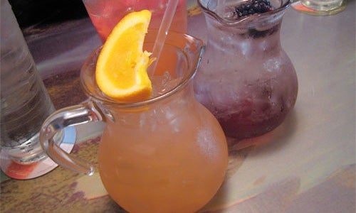Use Strongly-Flavored Ingredients for Better Pitcher Drinks