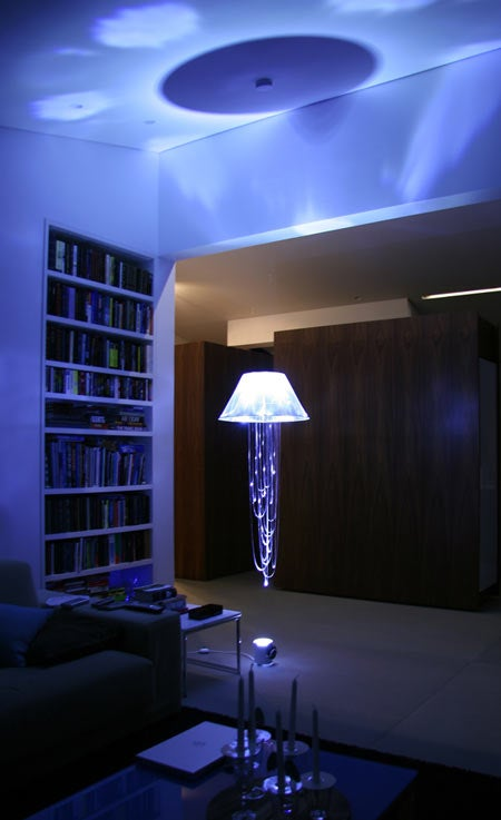 Illuminant Lamp is Like a Creepy Hovering Jellyfish