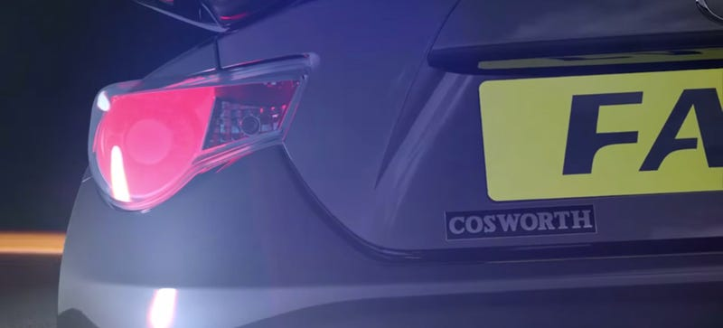 Cosworth Is Sort Of Going To Make The Wild Toyobarus We Dreamed Of
