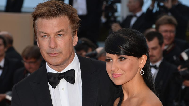 Alec Baldwin and Hilaria Thomas Will Text You Their Wedding Invitation So Clear Your Schedule Forever