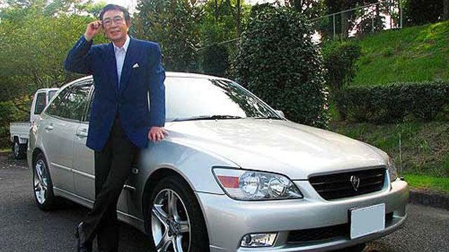 Elderly Japanese Newscaster Will Own You In Resident Evil