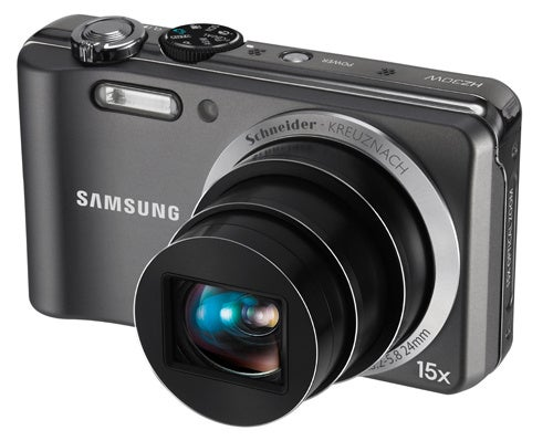 Samsung HZ35W Slim Camera: 15x Zoom in a Slimmer Cam and GeoTagging