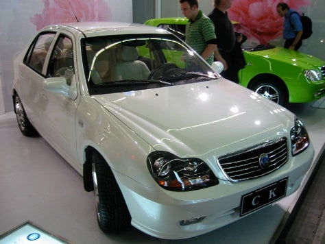 In Russia, Geely Assembles YOU for a Happy Life!