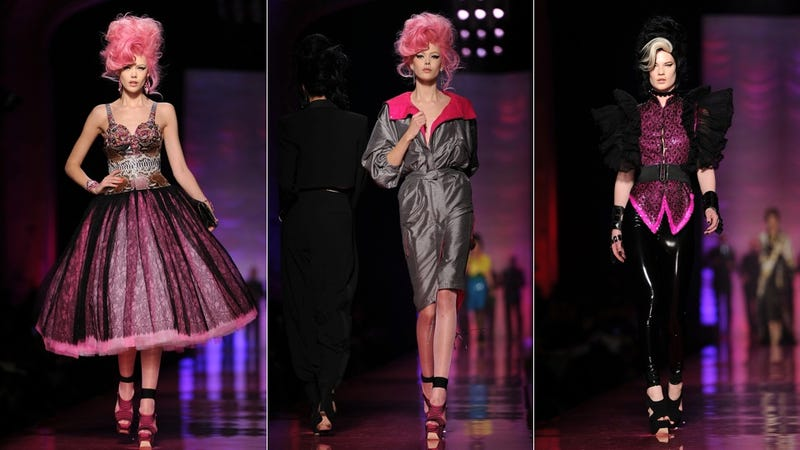 Gaultier Couture is One Big Tribute to Amy Winehouse