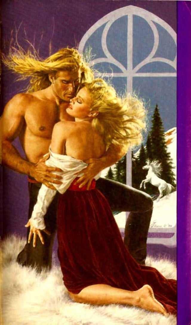 These Hilariously Outdated Fabio Book Covers Will Make Your Day