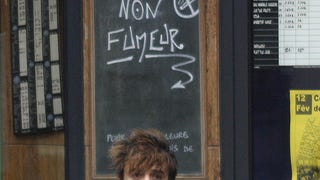 Pete Doherty In Paris: A Drink, A Fag, Some Light Reading