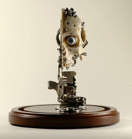 The Uncanny Clockwork of Fantastic Contraption
