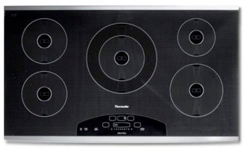 Super Safe Cooktop Automatically Turns Off When Left On