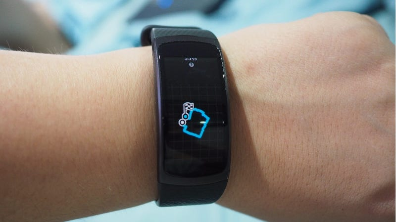 Samsung Gear Fit2 Is a Genuinely Great Blend of Smartwatch and Fitness Tracker