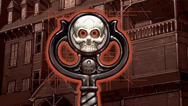 The pilot for the doomed Locke and Key TV series will premiere at Comic-Con