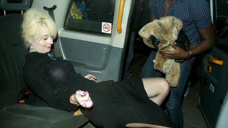 Courtney Stodden Got Totally Brainfaced Wasted in London