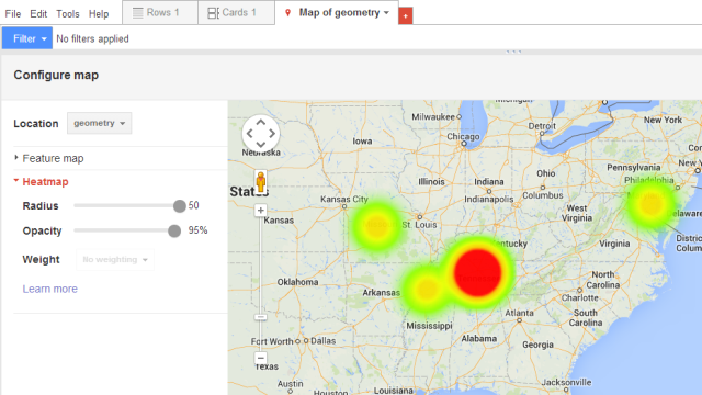 Chrome Bookmarks, Foursquare Heat Maps, and Icy Driveways