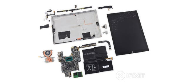 Microsoft Surface Pro 3 Teardown: If This Thing Breaks, You're Screwed