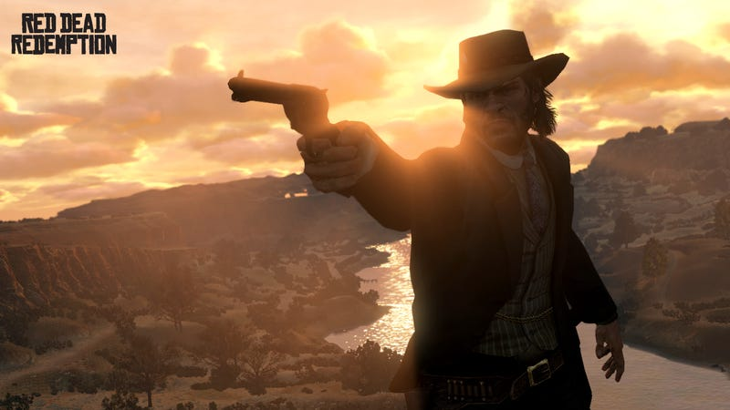New Red Dead Redemption Screens