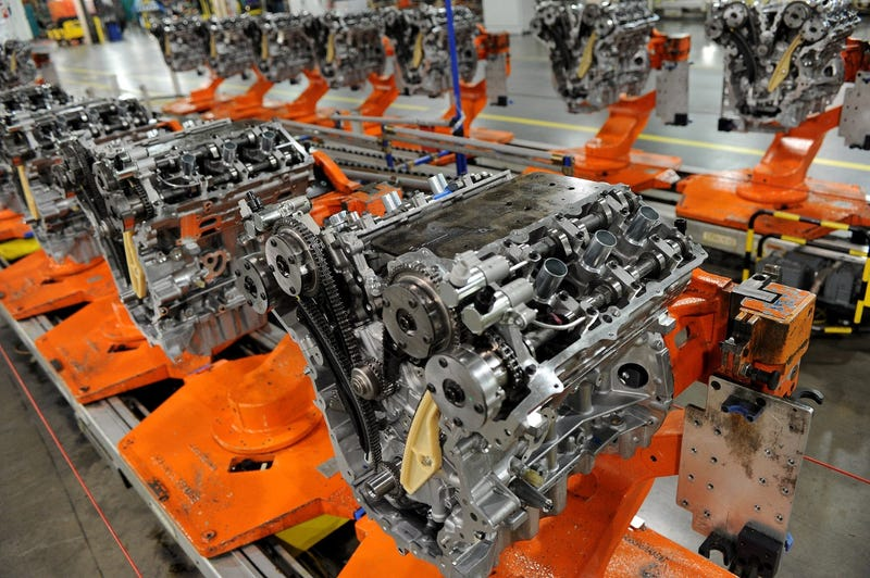 Ford V6 Trucks Outselling V8s Means Big Changes For Production