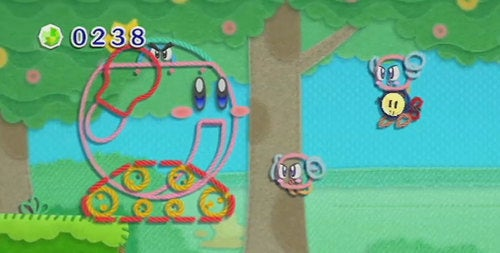 Kirby's Epic Yarn (And More!) Dated