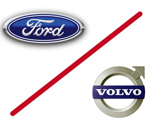Ford Officially Looking To Sell Volvo
