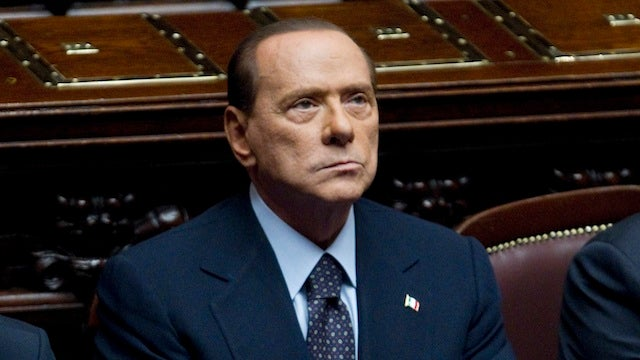 Silvio Berlusconi Officially Resigns