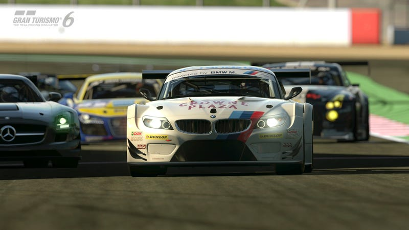 Gran Turismo 6 Delivers Sexy Chrome Finishes, Custom Cars and More