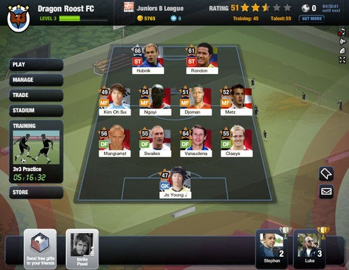 FIFA's Facebook Game Launches, Threatens Productivity