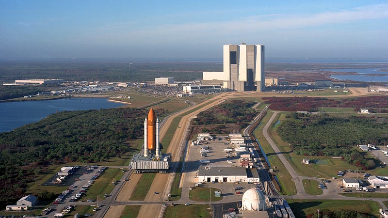 Need Some Old Space Shuttle Facilities? NASA's Got a Deal for You