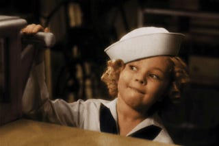 RIP Shirley Temple Black