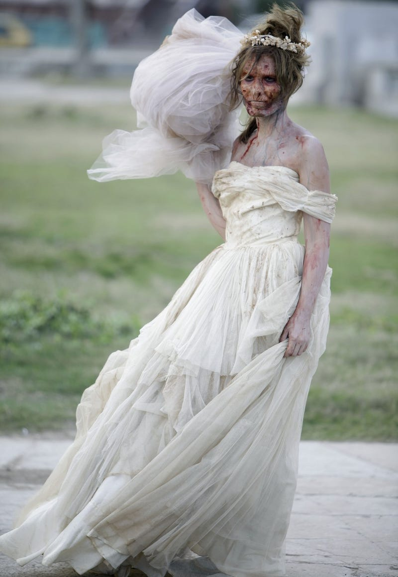 Bridezombie: Better or Worse Than A Brizezilla?