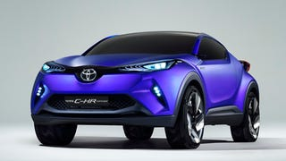 Toyota Made A Rally Fighter And It Looks Like A Puppy