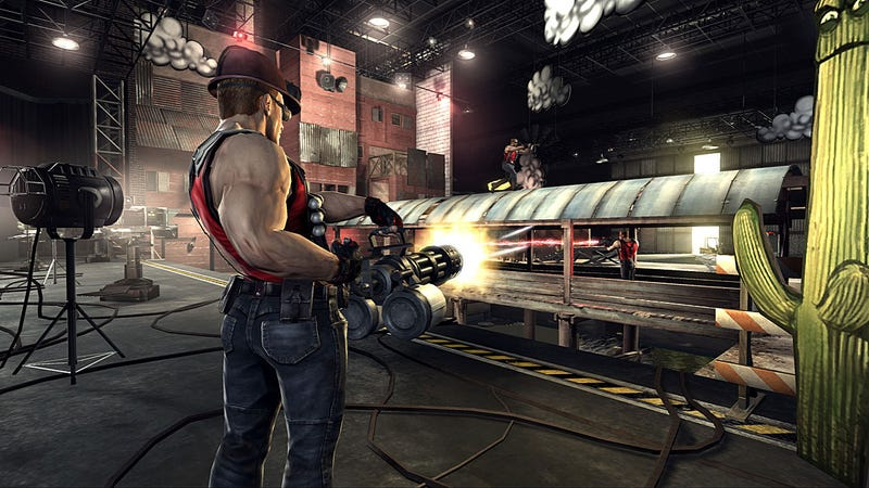 Duke Nukem Forever Lives On to Parody Call of Duty, Team Fortress & More This Fall